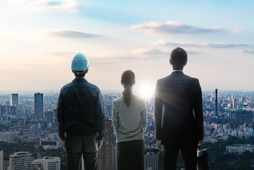 企業人 未来