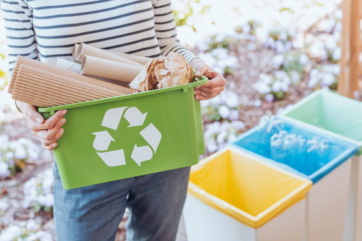 ゴミの分別リサイクル