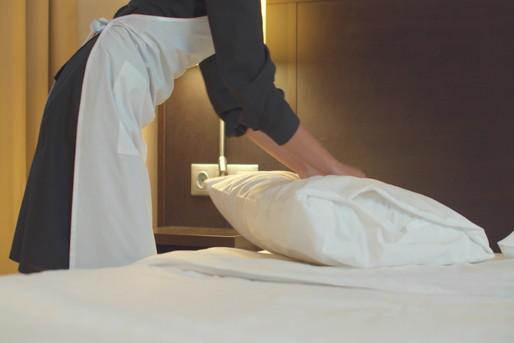ホテル 仕事