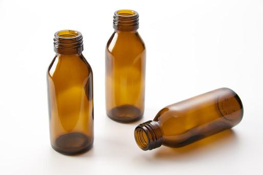 栄養ドリンクの空き瓶