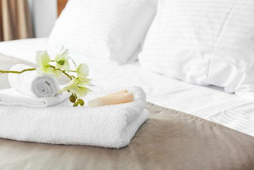 清潔なホテル