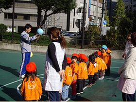 東京都認証保育所 マミーズエンジェル亀戸保育園