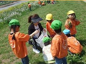 子ども達一人ひとりに向き合う真心保育。小規模保育園で丁寧な保育をおこなえます。<高円寺駅>