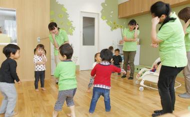 子どもたちの自主性を大切に、一人ひとりに寄り添った丁寧な保育を行っています。