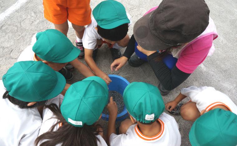 「遊び」に基づく多彩な活動を通じて幅広い体験ができる幼稚園です