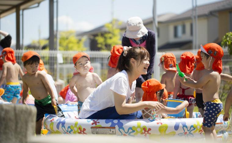 白帆台保育園子どもたち一人ひとりを大切にする丁寧な保育をしてみませんか?
