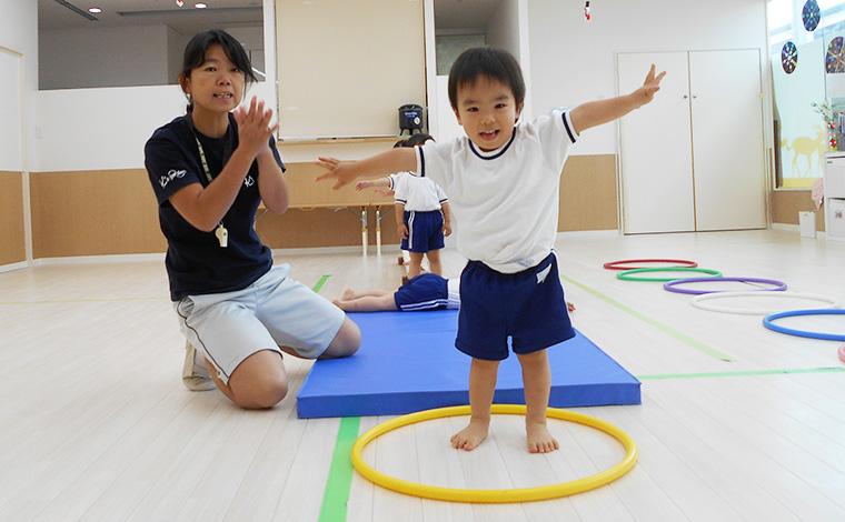 JR「下総中山駅」徒歩10分!2017年6月にオープンした認可保育園です。