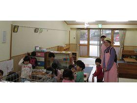 向陽台保育園子どもたちの自主性を大切にした保育。ワークライフバランスがしっかり取れる環境です。