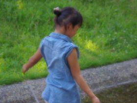 四季折々の中でのびのびと活動し、思いやりのある子を育てています。