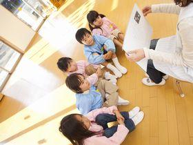 知的障害や自閉症の子どもたちの療育支援を行う、総合福祉施設です。