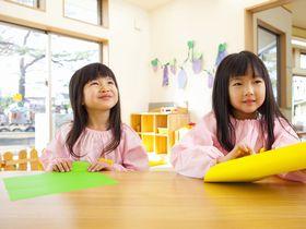創造力豊かで、生き生きした子どもの育成を目指す私立保育園です