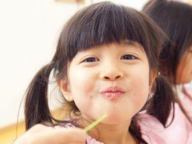 本格素材で作る完全給食で味蕾も育つ、栗東市にある私立の保育園です。
