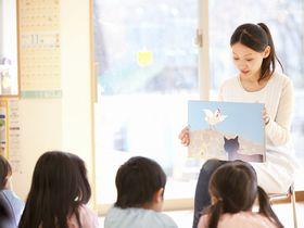 バレエ教室や英語教室といった課外活動を行っている幼稚園です。