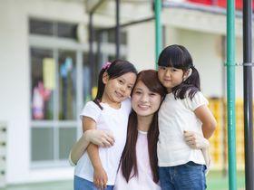 子どもの可能性を広げ、遊びの中で人格形成の基礎を養う幼稚園です。