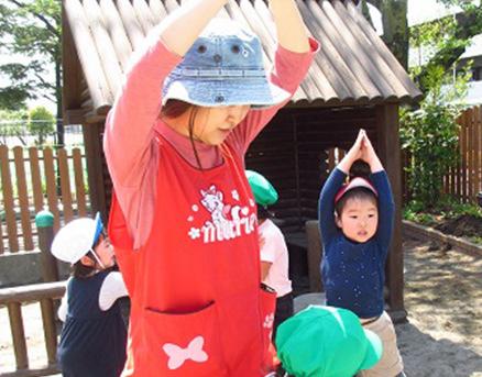 子どもはもちろん、保育士の主体性も大切にする園で保育のお仕事を始めてみませんか?
