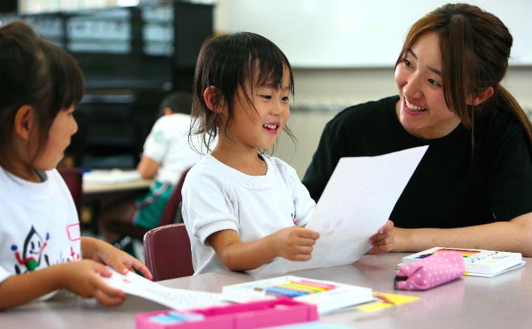 福利厚生や各種手当が充実の「働く先生に優しい」職場です。研修制度あり。