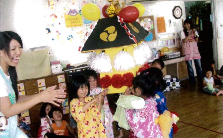 札幌ハイジ保育園手稲前田保育ルーム明るく広々とした室内が特徴の、地域に愛される保育ルームです。