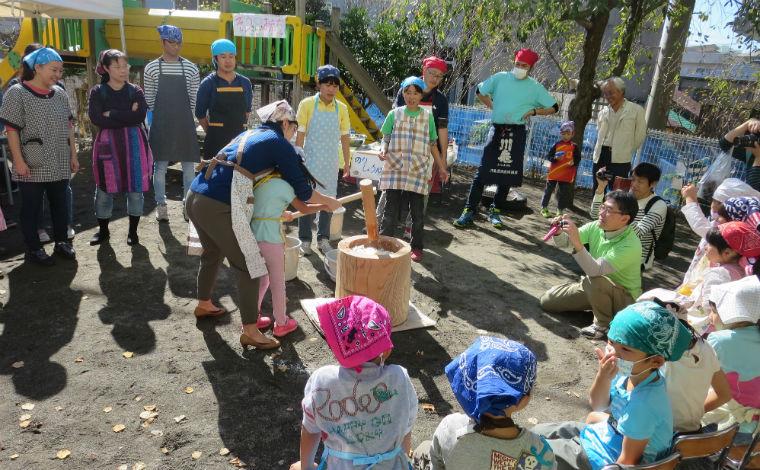 子どもの主体性を尊重し、多くの体験を通して共に育ちあう保育園です