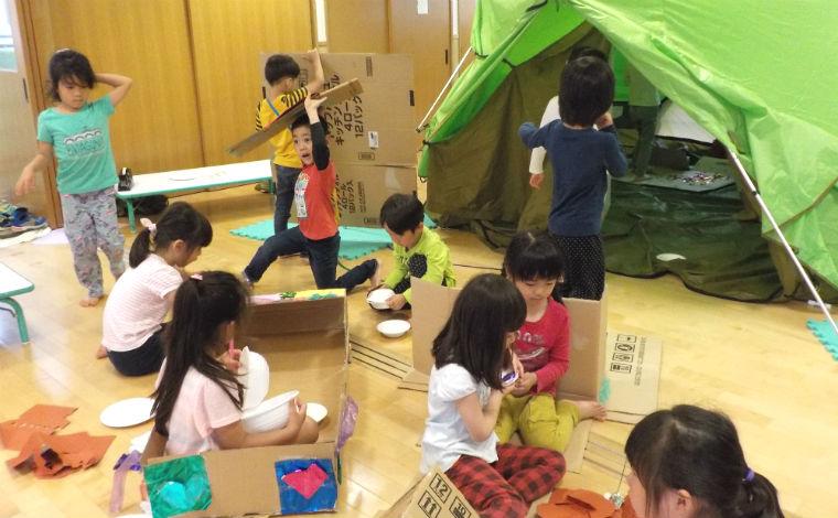 子どもたちにとって一番心地良い「居場所」であることを目指しています