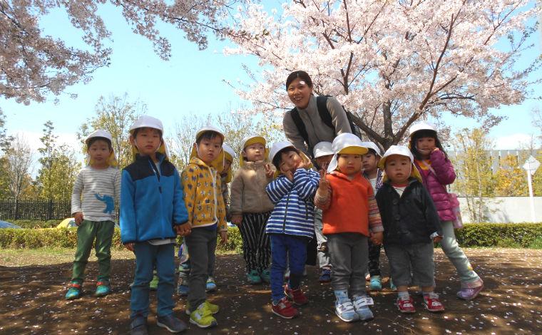 YMCAかわさき保育園子どもの「やってみたい」という気持ちを尊重した保育が行える環境です
