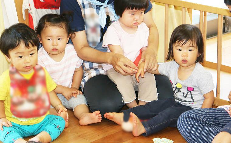こんぺいとう保育園こんぺいとうのように、子どもも保育士も一人ひとりキラキラと輝ける保育園です。