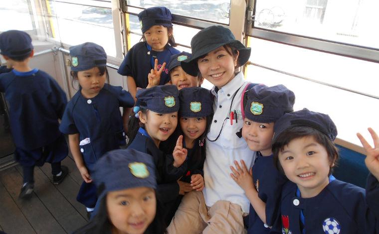 子どもと共に様々な体験ができるバイリンガル幼児園です※英語力不問