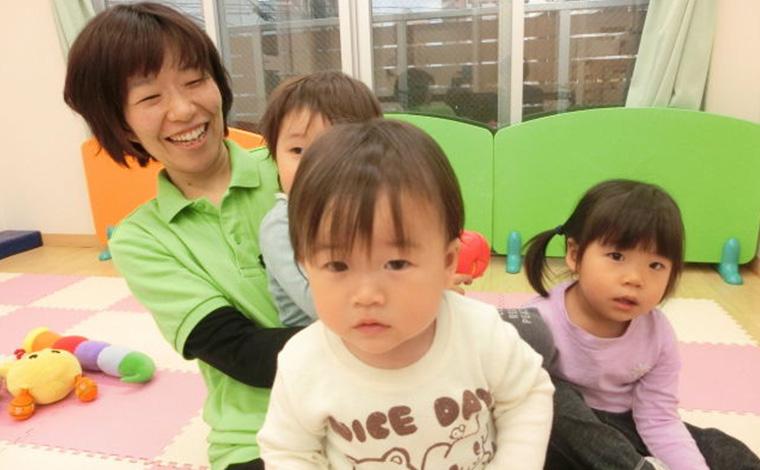 定員30名の認可保育園。子どもたちの健やかな成長をサポートします。