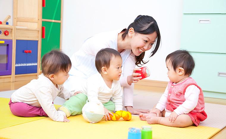 子どもたちはもちろん、保護者の方にとっても安心できる園を目指して。