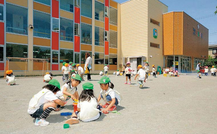 子どもたちがしっかりと愛情を感じ、安心して過ごせる園を目指して。