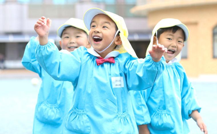 一宮栽松幼稚園「先生大好き!」の言葉が嬉しい!ふれあいを大切にしながら働きませんか?