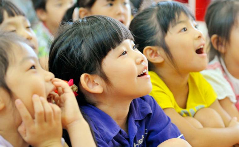 子どもの幸せを第一に考えます。子どもたちと共に成長していける職場です。