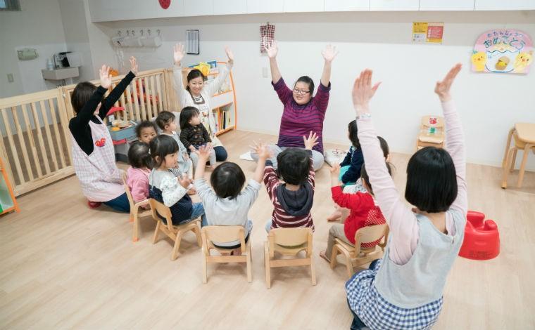 仙台初の企業主導型保育園!女性が活躍する社会づくりのお手伝いをしませんか。