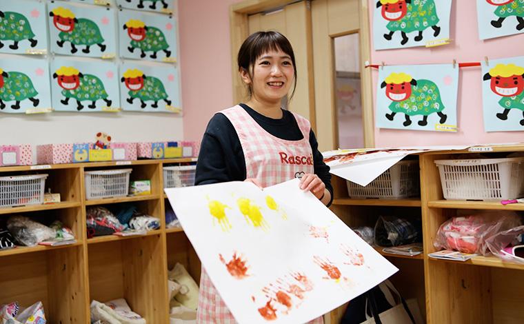 学校法人福岡大学病院ひふみ保育所自分で企画・提案した保育にチャレンジできる風通しの良い職場です。