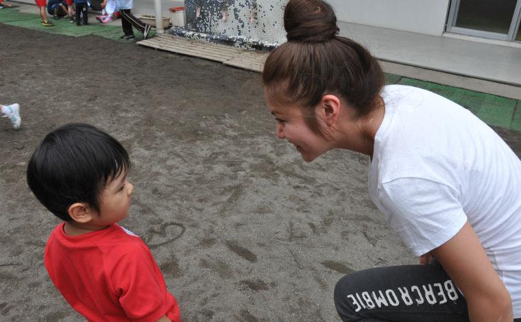久我山幼稚園「喜び」と「感動」がいっぱいの園!子どもたちと一緒に成長しませんか?