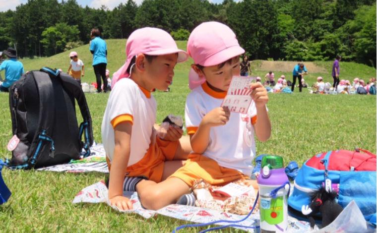 食育活動や絵画など様々なカリキュラムを通し、子どもたちの感性を伸ばします。
