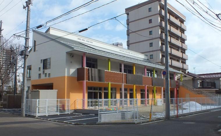 榴岡はるかぜ保育園仙台市中心部の立地が魅力!定員80名の認可園で、保育士として活躍してみませんか?