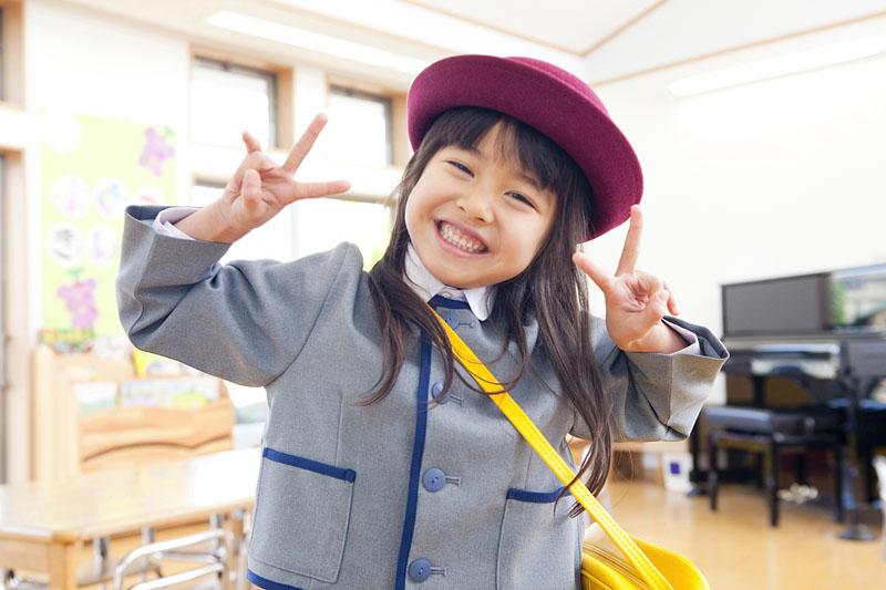 日本の食文化を大切にした食育を中心に、子どもの健やかな成長を促します。