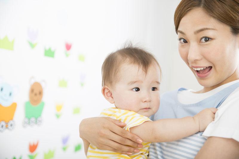 健康管理と衛生管理を行い、丈夫な体と豊かな人間性を育てる保育園。