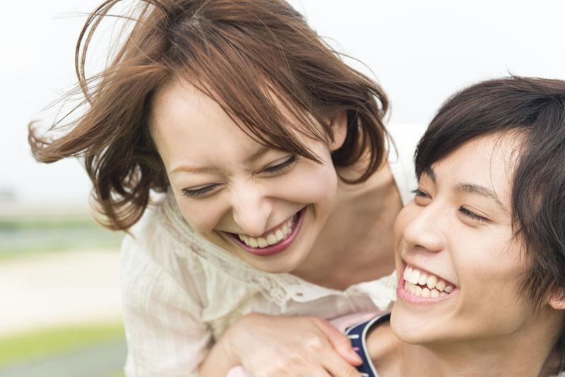 子どもが自分に自信を持つことを大切に考え、温かく後押ししています
