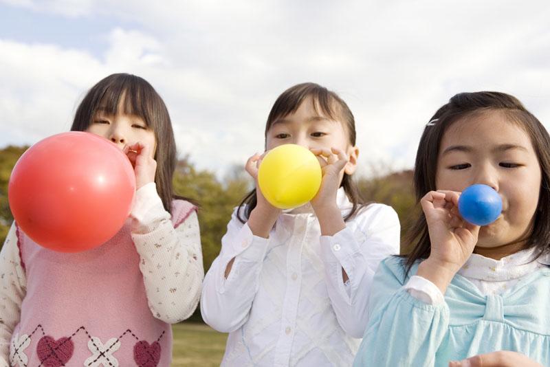「楽習保育」で将来の学校・社会生活に必要な力の基礎をはぐくんでいます。