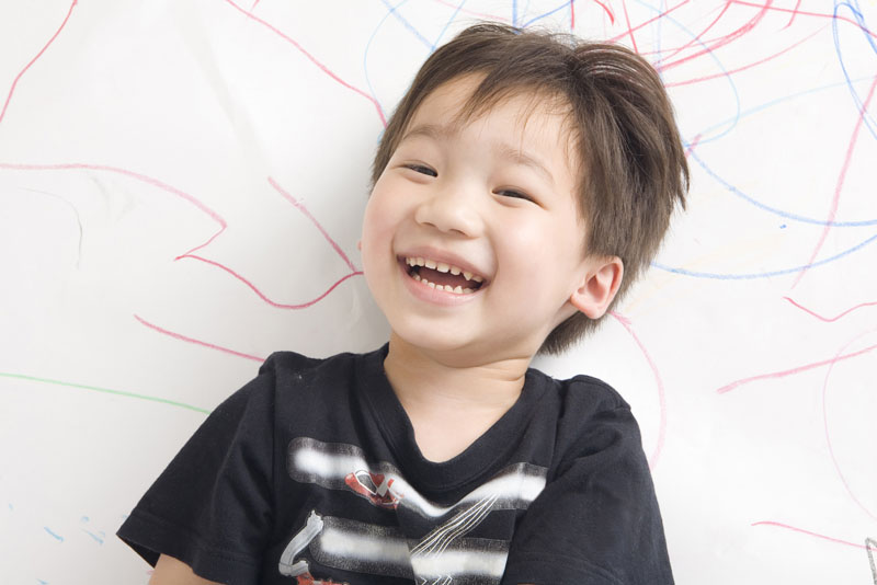 乳幼児期にたくさん学び、生活力を育むことができるような保育です。