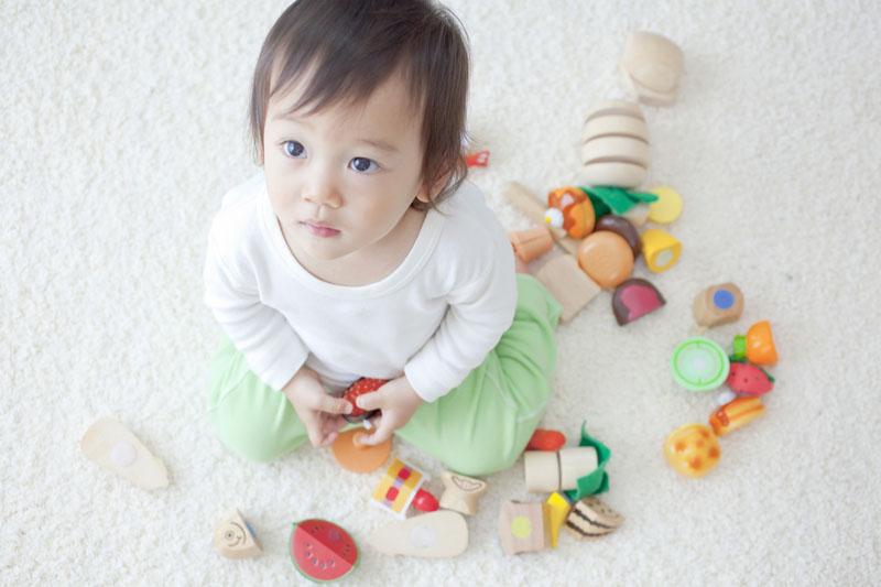 主体的に遊びに関わり、根気良く取り組む子どもを育む施設です。