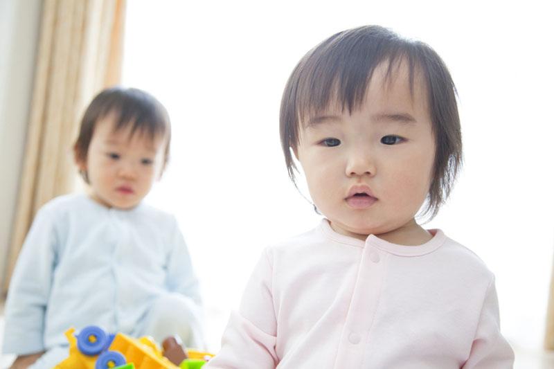 幼児一人一人の個性を尊重しつつ、手厚い保育を心掛けています。
