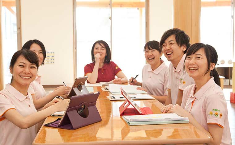 大井町駅徒歩5分!社員定着率95%の保育園であなたらしい保育しませんか