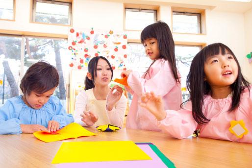 こじか幼稚園(岩手県奥州市)