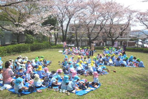 百草台幼稚園(東京都日野市)