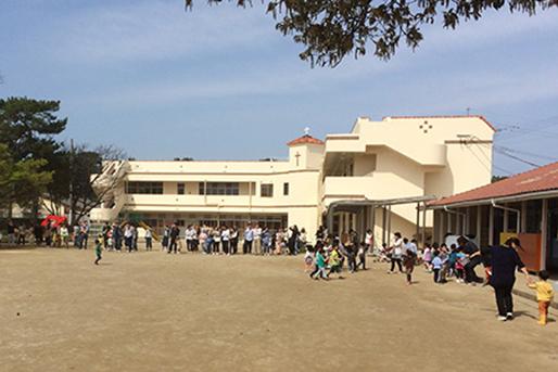 聖愛幼稚園(福岡県福津市)