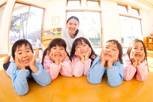 幼保連携型認定こども園のびる幼稚園(静岡県三島市)