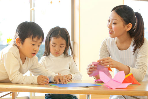 青山よさみ幼稚園(三重県伊賀市)