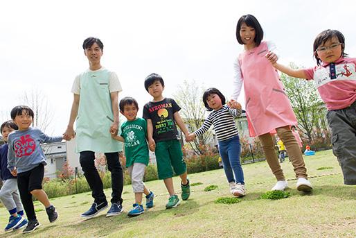 東和ほほえみ保育園(山形県上山市)